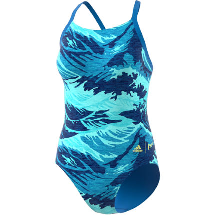 adidas Fitness T Suit Allover Printed Parley