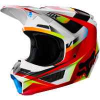 picture of Fox Racing Youth V1 Motif Helmet