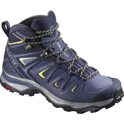 Salomon Women's X Ultra 3 Mid Wide Fit GTX Boots