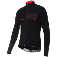 Santini Vega 2.0 AquazeroLong Sleeve Thermofleece Jersey