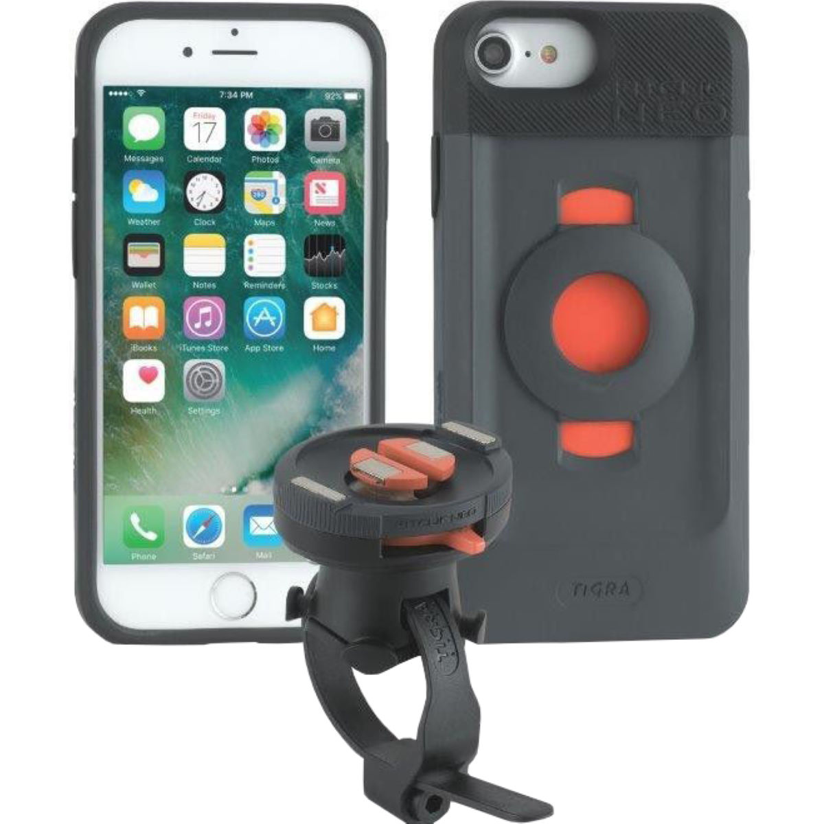 Tigra Sport FitClic Neo Bike Kit for iPhone 6/6s/7/8 - Fundas para el móvil