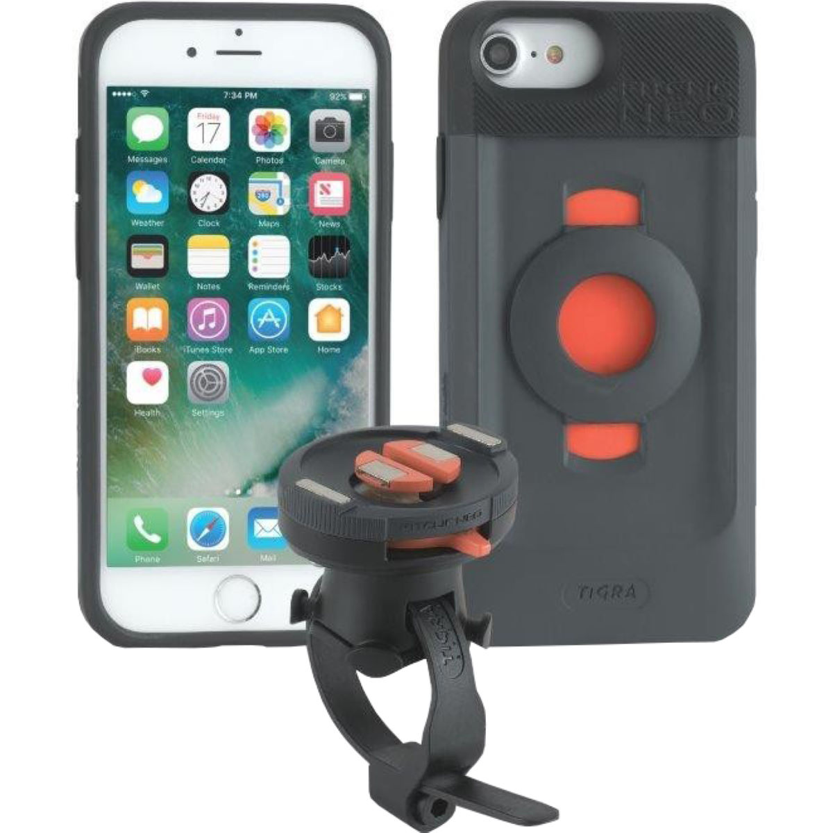 Tigra Sport FitClic Neo Bike Kit for iPhone 6 Plus/6s Plus/7 P - Fundas para el móvil