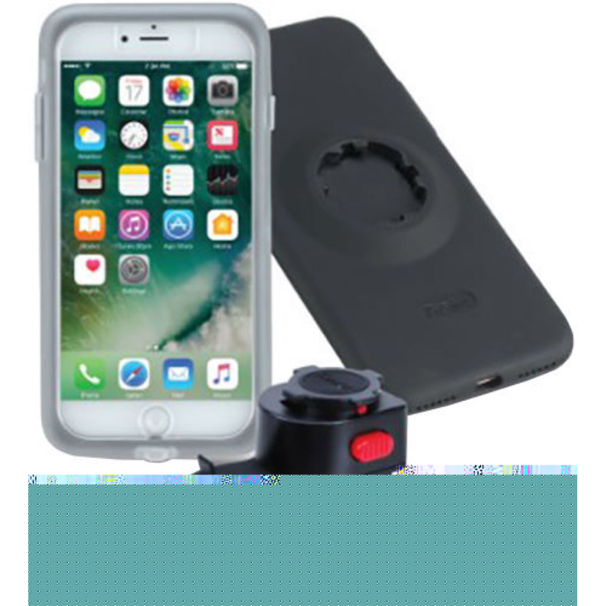 Tigra Sport MountCase 2 Bike Kit for iPhone 6/6S - Fundas para el móvil