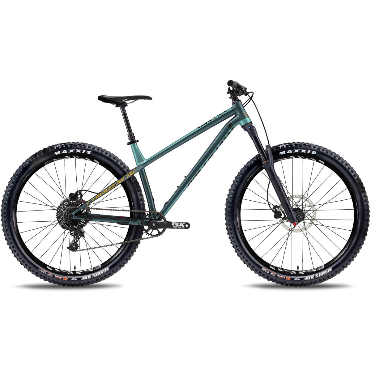 Commencal Meta HT AM 29 Race (2019) Bike - Bicicletas de MTB rígidas