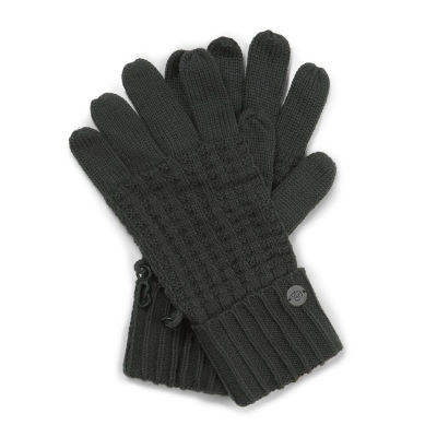 craghoppers-unisex-brompton-waffle-knit-gloves-handschuhe