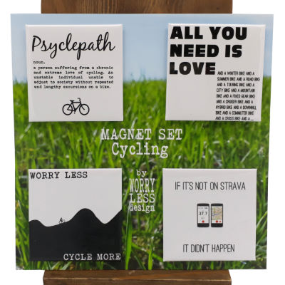 worry-less-designs-cycling-magnet-set-set-of-4-geschenke