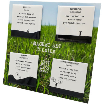worry-less-designs-running-magnet-set-set-of-4-geschenke