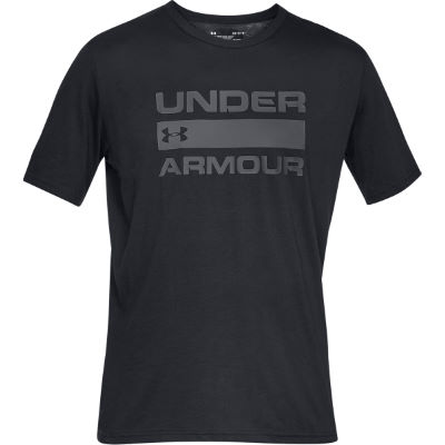 under-armour-ua-team-issue-wordmark-shirt-kurzarm-t-shirts