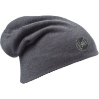 Buff Heavyweight Merino Wool Hat Loose