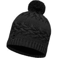 Buff Savva Knitted & Polar Hat