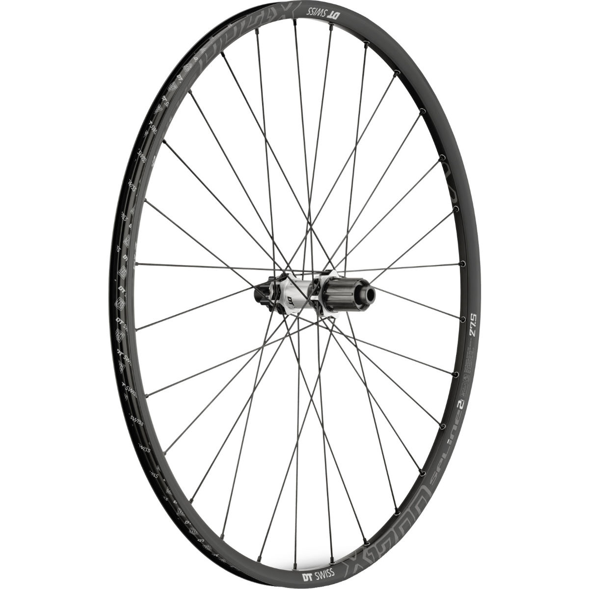 DT Swiss X1700 Spline 6-Bolt Rear MTB Wheel - Ruedas traseras
