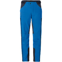 Vaude Mens Qimsa Softshell Pants II Blue S