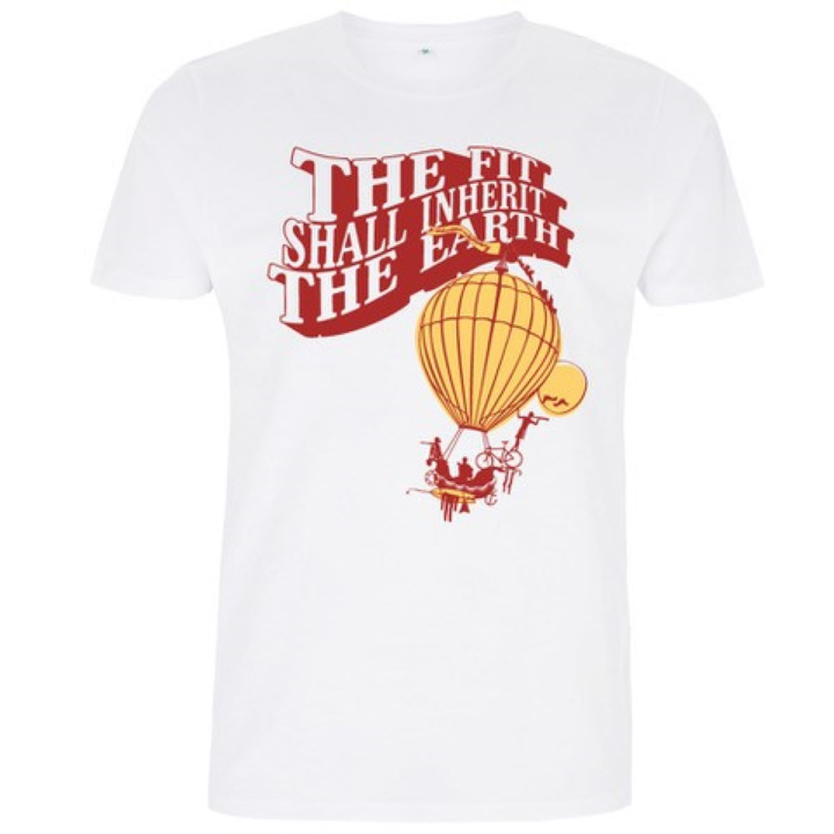 Endurance Conspiracy Balloon Trip T Shirt - Camisetas