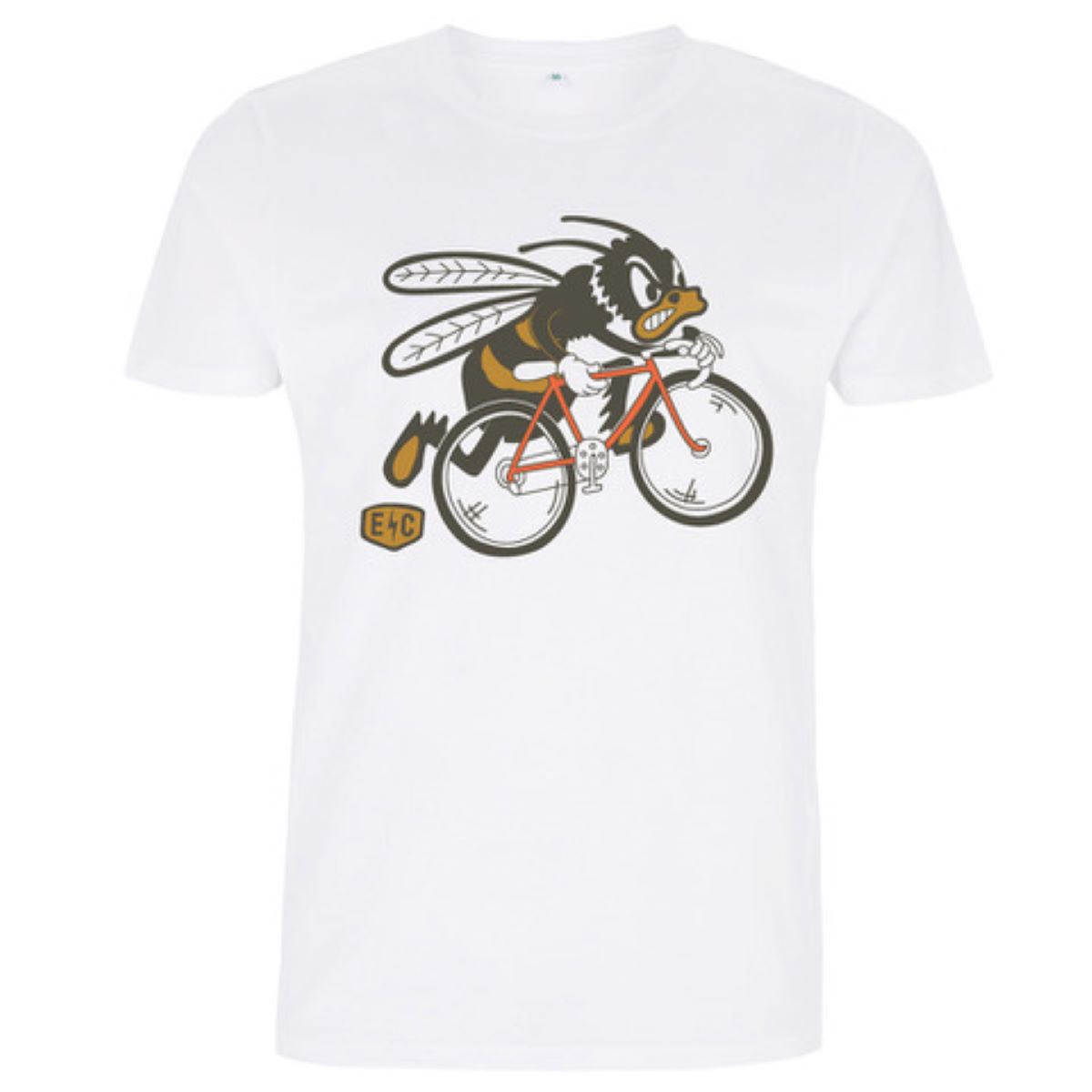 Endurance Conspiracy Bumble Cross T Shirt - Camisetas