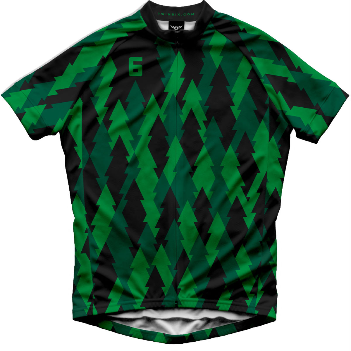Twin Six The Deep Woods SS Jersey - Maillots