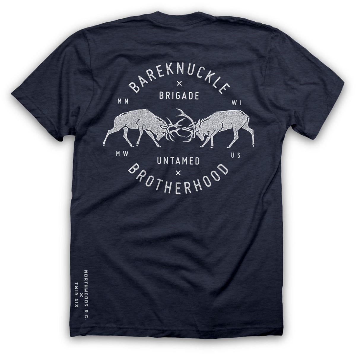 Twin Six BKB Brotherhood T-Shirt - Camisetas