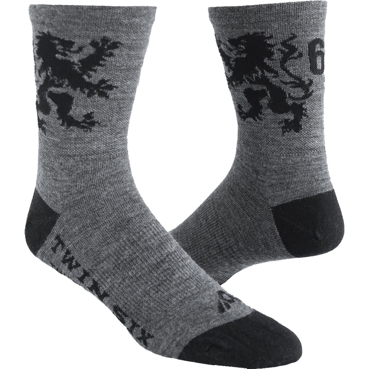Twin Six Brew Pub Wool  Socks - Calcetines