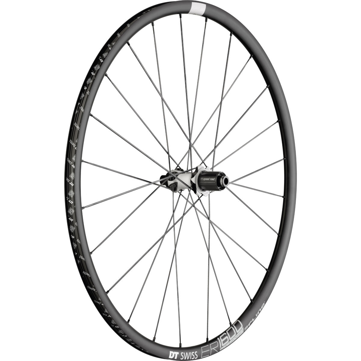 DT Swiss ER 1600 Spline DB Rear Road Wheel - Ruedas traseras