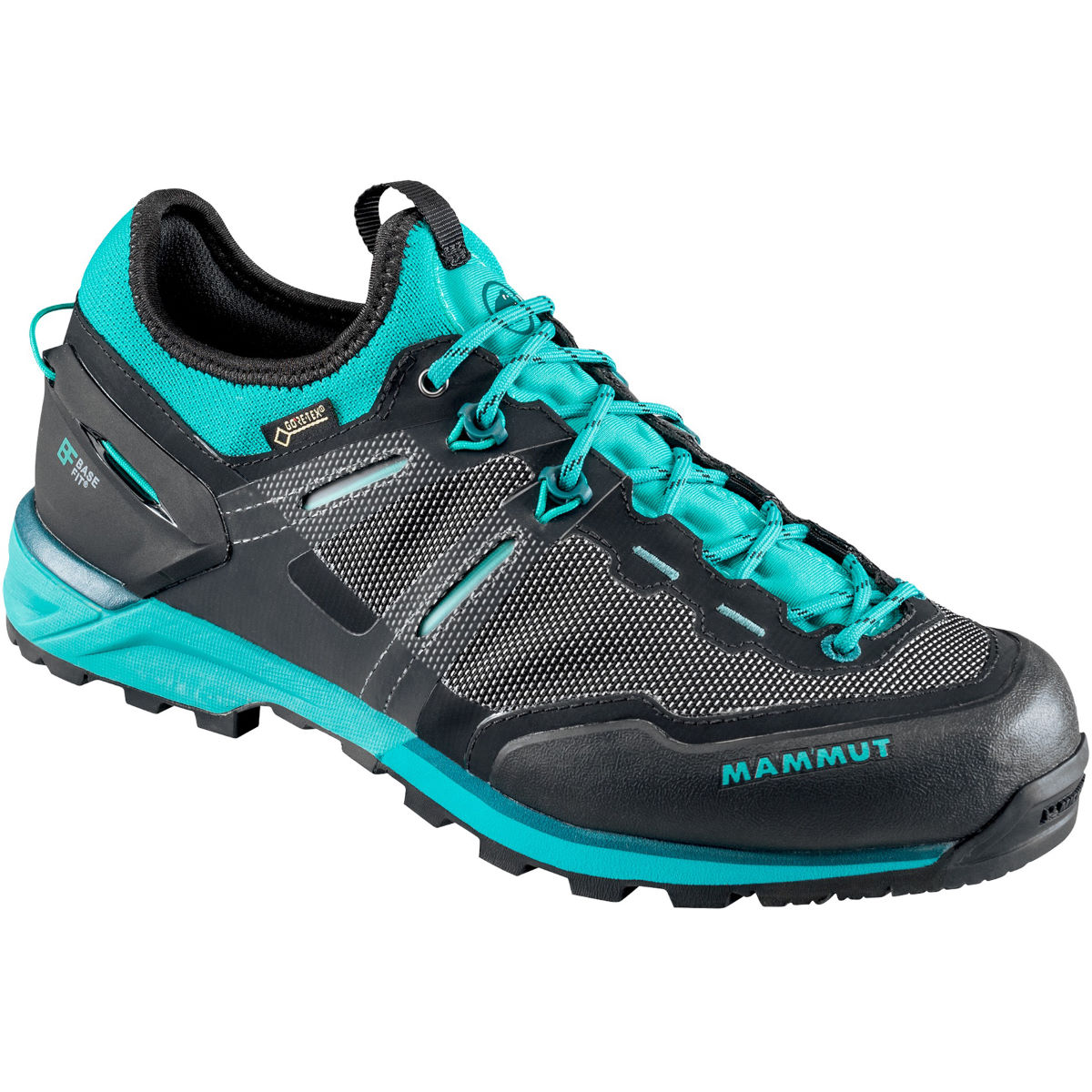 Mammut Alnasca Knit Low GTX Women Shoes - Zapatillas