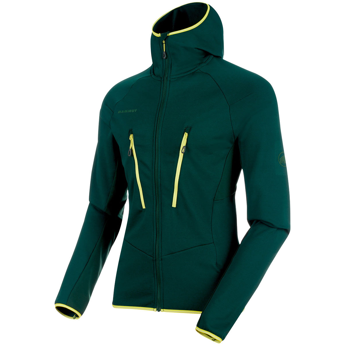 Mammut Aenergy Light ML Hooded Jacket - Chaquetas