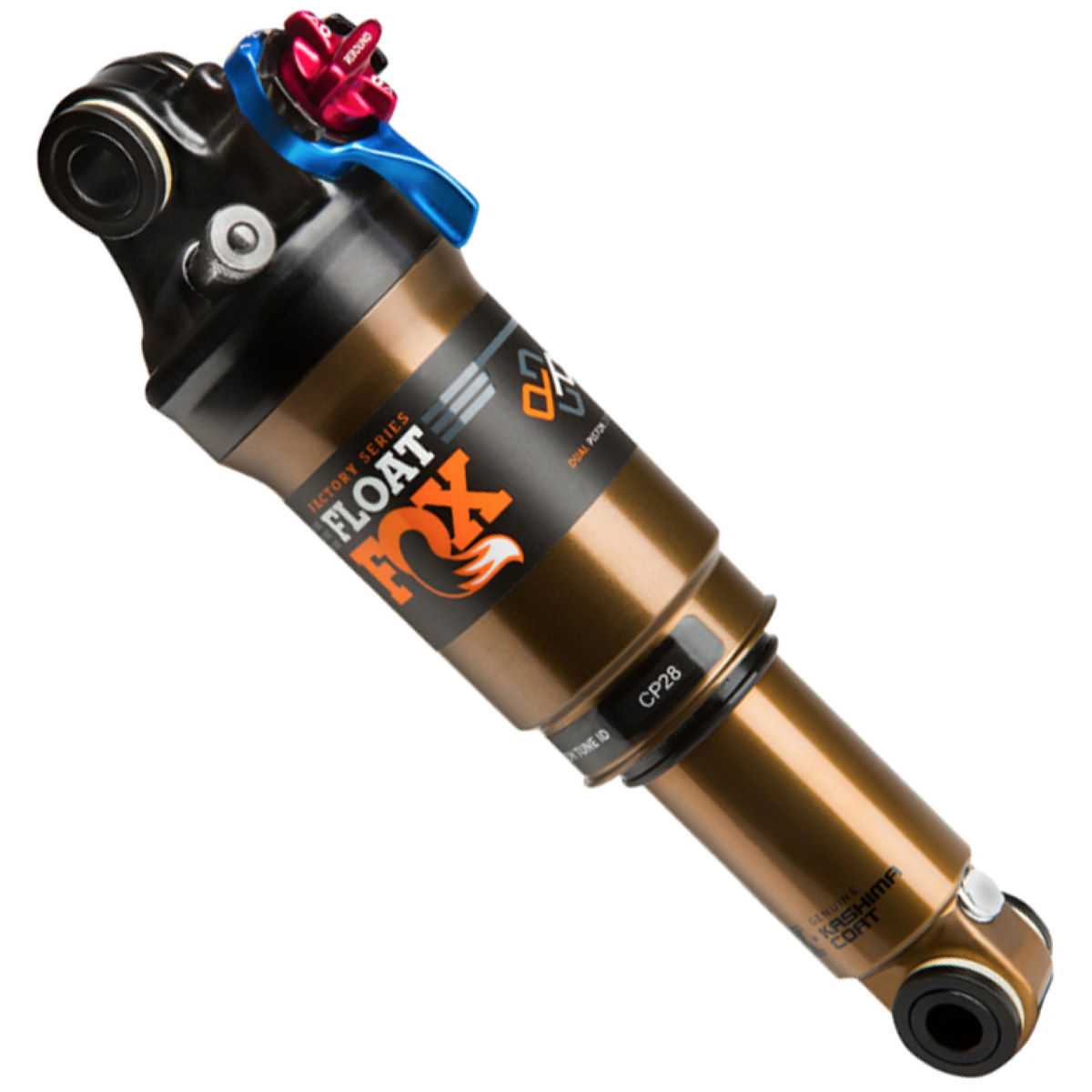 Fox Suspension Float DPS Factory Evol Rear Shock - Amortiguadores traseros