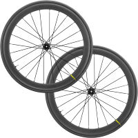 picture of Mavic Cosmic Pro Carbon UST Disc CL Wheelset (WTS)