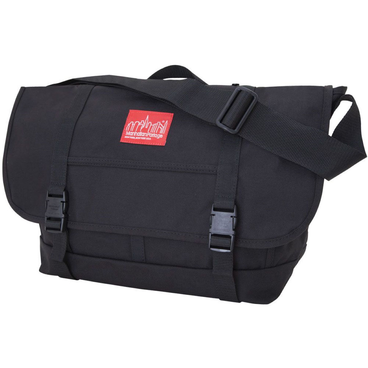 Manhattan Portage NY Messenger Bag (Medium) - Bolsas de viaje