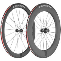 picture of Token C590 Carbon Clincher TT Wheelset