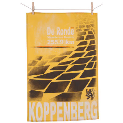 cycling-souvenirs-tour-of-flanders-tea-towel-geschenke