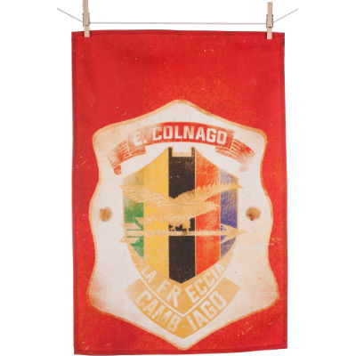 cycling-souvenirs-colnago-head-badge-tea-towel-geschenke
