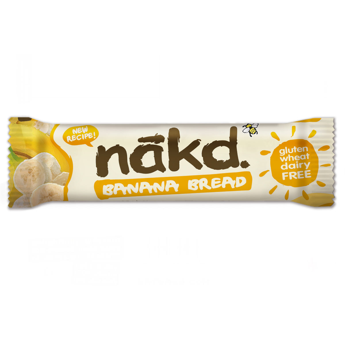 nakd. Bar 4 x 30g Multi-Pack - Barritas