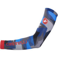 Castelli Exclusive Thermoflex Arm Warmers (Navy Camo)