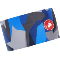 Castelli Exclusive Viva Thermo Headband (Navy Camo)