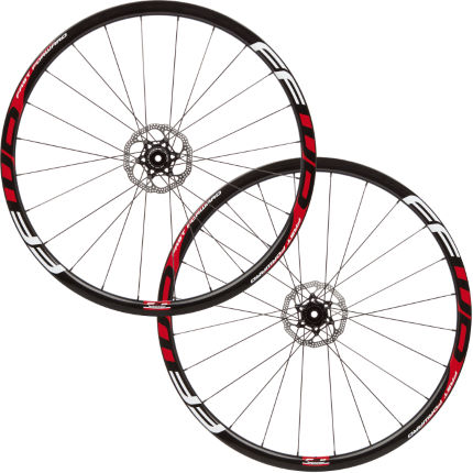 Picture of Fast Forward F3D DT240 30mm SP Tubular Disc Wheelset