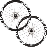 picture of Fast Forward F4D Full Carbon Clincher DT350 45mm Disc Wheelset