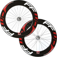 picture of Fast Forward Full Carbon F9T FFWD 90mm Tubular Wheelset