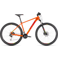 picture of Cube Analog 29 Hardtail Mountain Bike (2019)
