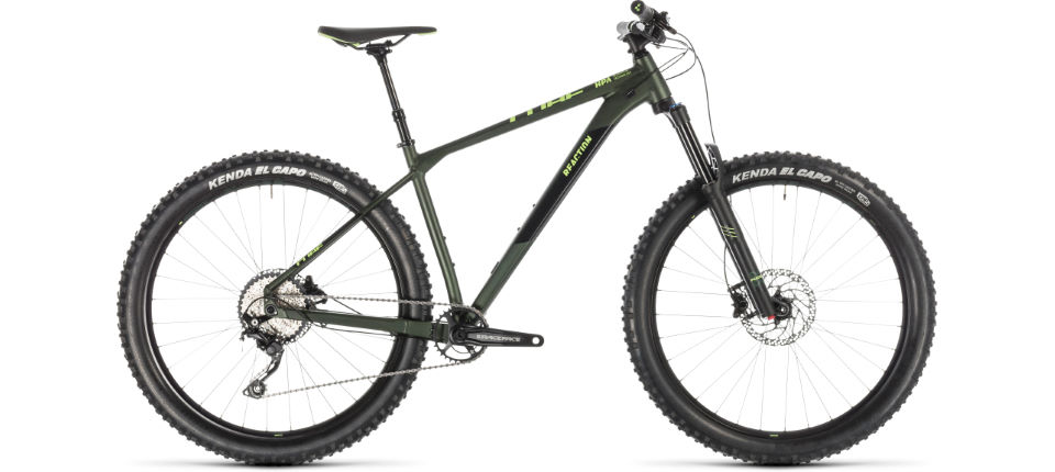 Picture of Cube Reaction TM 27.5 Hardtail Mountain Bike (2019)