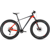 picture of Cube Nutrail Hardtail Mountain Bike (2019)