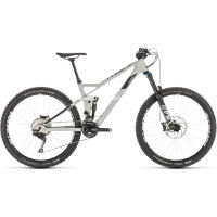 picture of Cube Stereo 140 HPC Race 27.5 Suspension Bike (2019)