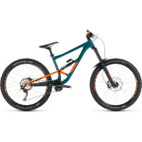 picture of Cube Hanzz 190 Race 27.5 Suspension Bike (2019)