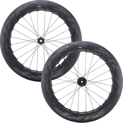 Picture of Zipp 858 NSW Carbon Clincher Disc Wheelset