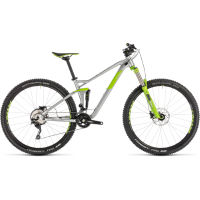 picture of Cube Stereo 120 Pro 29 Full Suspension Bike (2019)