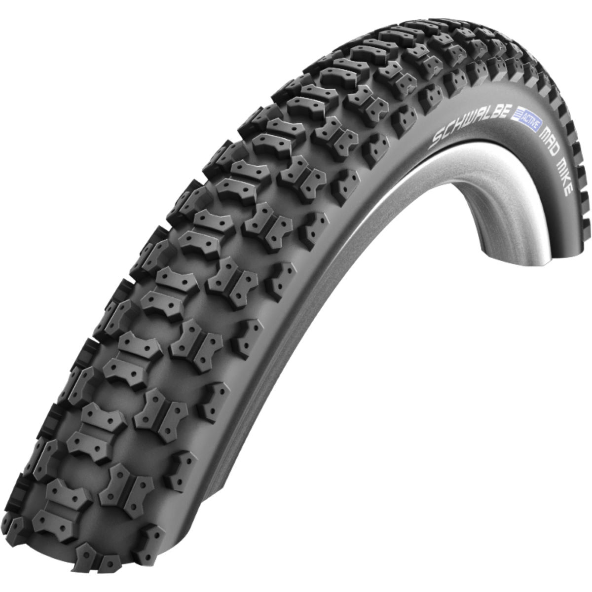 Pneu BMX Schwalbe Mad Mike K-Guard - 2.125' 16' Wire Bead Pneus