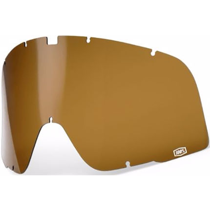 100% Barstow Dalloz  Curved Lens