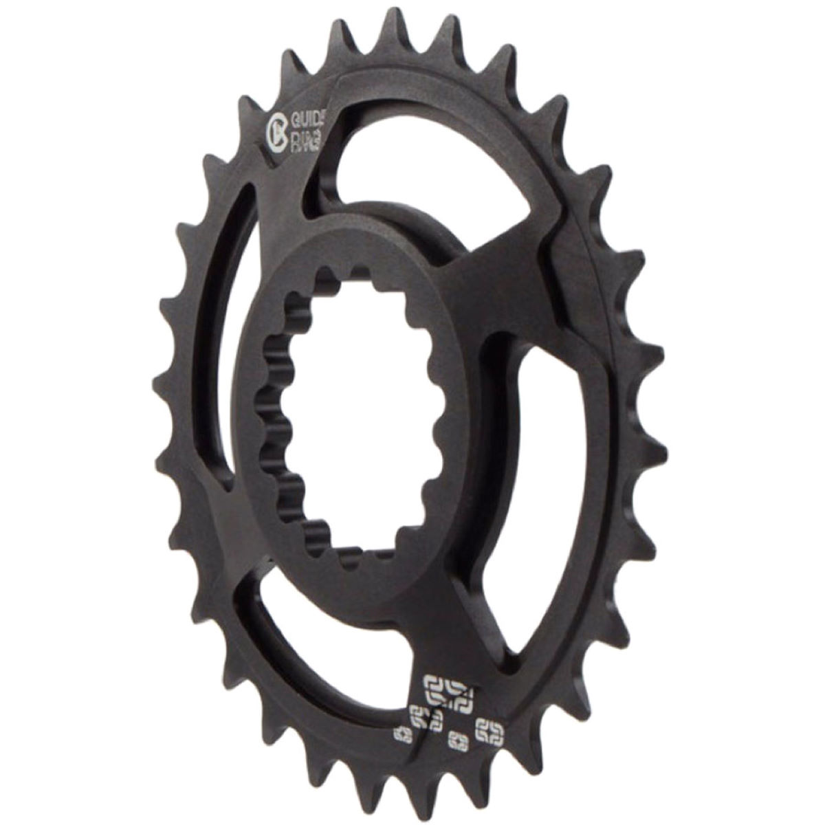 Plateau de guidage e.thirteen Fixation directe - 30t 9/10/11 Speed