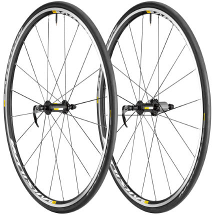 Mavic Aksium S Road Wheelset