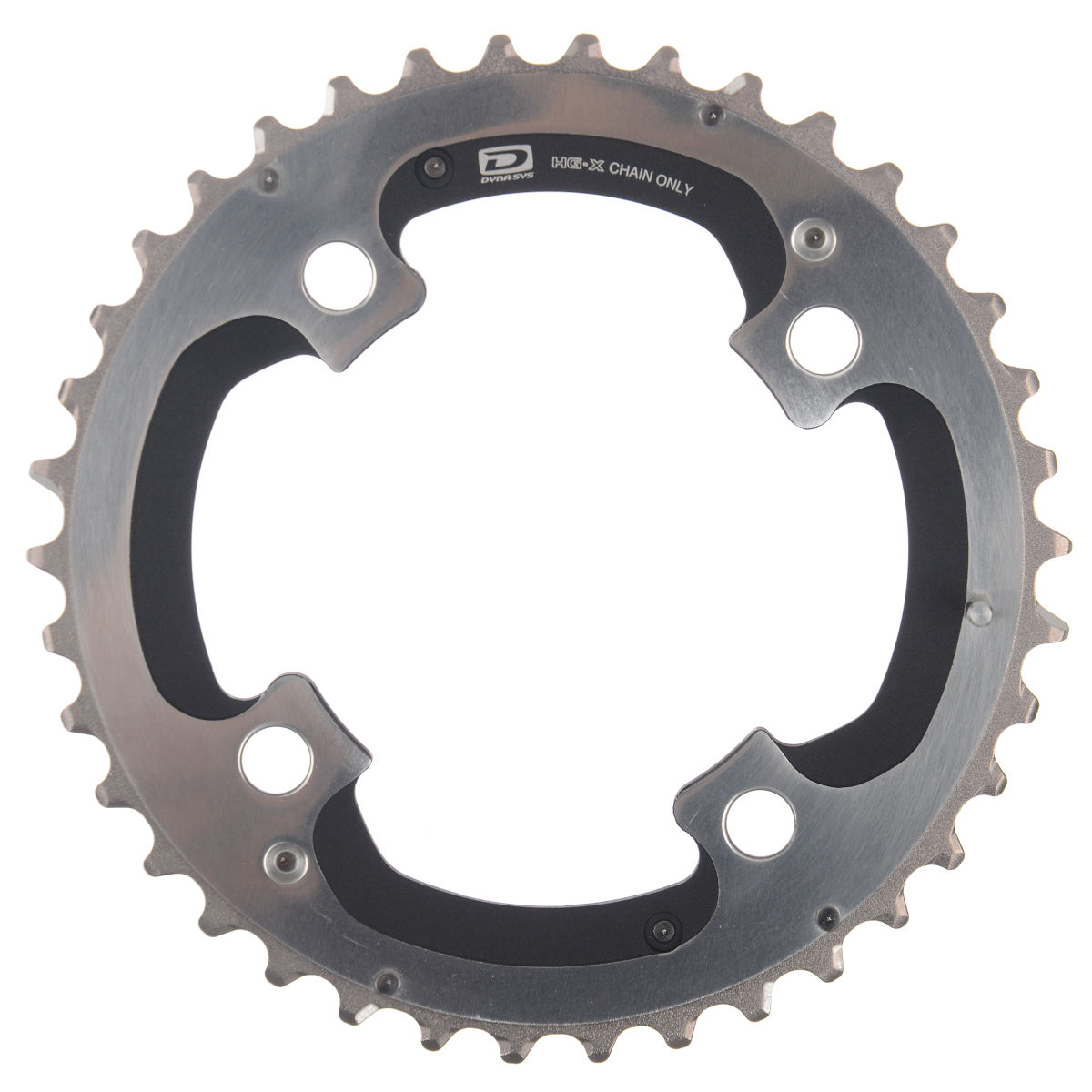 Plateau double Shimano XTR FCM980 (10 vitesses) - 38t 10 Speed