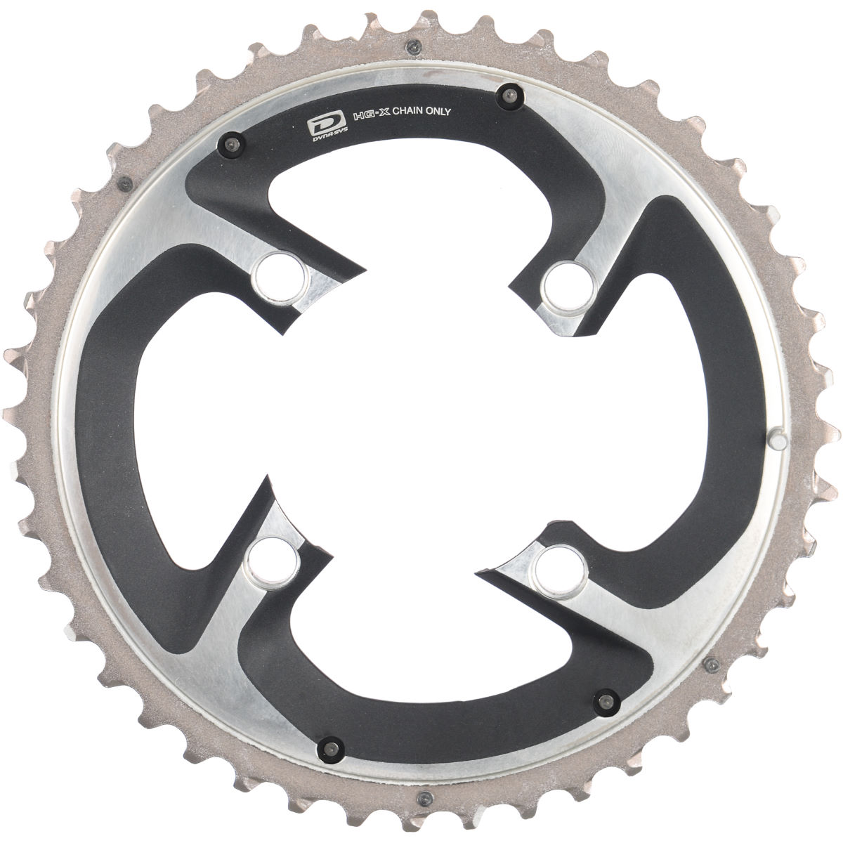 Plateau double Shimano XTR FCM985 (10 vitesses) - 44t 10 Speed