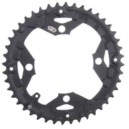 Shimano Alivio FCM430 9 Speed Triple Chainrings